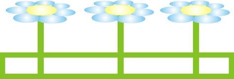 flower graphic Στοκ φωτογραφίες με δικαίωμα ελεύθερης χρήσης