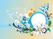 Flower illustration Stock Photo