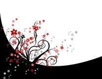 flower illustration Stock Photography