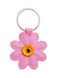 Flower Keychain Stock Image