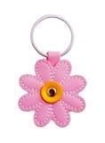 Flower Keychain Stock Image