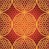 Flower of life stock photos