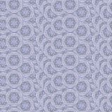 Flower of life as a seamless tileable pattern stock image