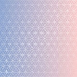 Flower of life pattern Royalty Free Stock Photos