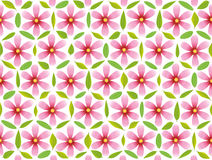 Flower Of Life Pattern Pink Royalty Free Stock Images