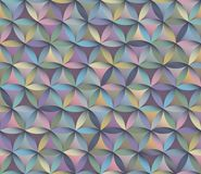 Flower of life seamless pattern pastel Stock Image