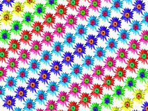 Flower lotus wallpaper. Stock Images