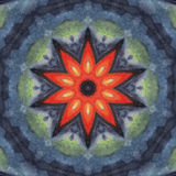 Flower Mandala Stock Image