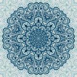 Flower Mandala. Abstract element for design Stock Photo