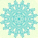 Flower Mandala Royalty Free Stock Photos