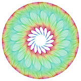 Flower Mandala Royalty Free Stock Photo