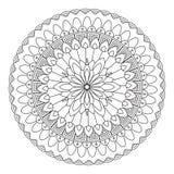 flower mandala vector illustration vector illustration