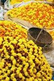Flower Market Stock Photography