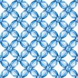 Flower Mesh sapphires seamless texture vector Stock Photo