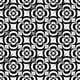 flower mono διανυσματική απεικόνιση