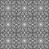 Flower monochrome wallpaper. Royalty Free Stock Image