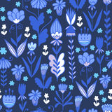 Flower nature pattern background Royalty Free Stock Photo
