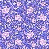 Flower nature pattern Stock Photo
