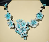 Flower Necklace Royalty Free Stock Images