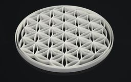Free Flower Of Life Stock Photography - 44402922