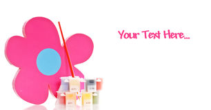 Free Flower Painting Royalty Free Stock Image - 20477866