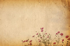 Flower paper Royalty Free Stock Photo