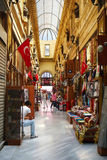 The flower passage on the Istiklal Street, Istanbul Stock Photography