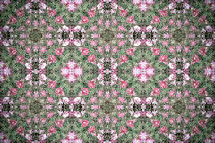 Flower patten background Royalty Free Stock Photos