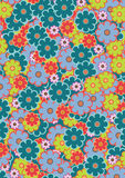 Flower pattern Royalty Free Stock Image