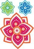 Flower pattern. Stock Vector Illustration Stock Photo