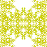 Flower pattern Stock Image