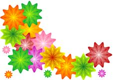 Flower pattern_39 Royalty Free Stock Images