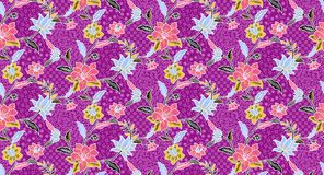 Free Flower Pattern 72 Stock Images - 27528654