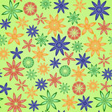 Flower_pattern2 Image stock