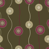 Flower pattern Royalty Free Stock Photos