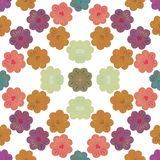 Flower pattern. Royalty Free Stock Photo