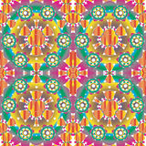 Flower pattern. Royalty Free Stock Photography