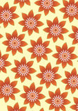 Flower pattern background Stock Photos