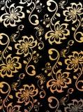 Flower pattern background Stock Photography