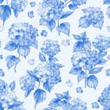 The Flower pattern Stock Photography