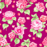 The Flower pattern Royalty Free Stock Images