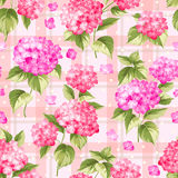 The Flower pattern Stock Image