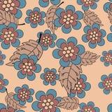 flower pattern seamless Стоковые Фотографии RF