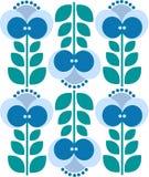flower pattern seamless Stock Image