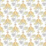 Flower pattern Royalty Free Stock Image