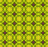 Flower pattern seamless texture Royalty Free Stock Photography