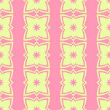 Flower pattern seamless. Flower seamless pattern. vector background Royalty Free Stock Photo