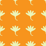 Flower pattern seamless. Flower seamless pattern. vector background Royalty Free Stock Images