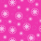 Flower pattern seamless. Flower seamless pattern. vector background Royalty Free Stock Photos