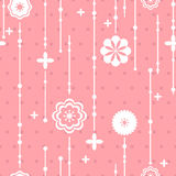 Flower pattern seamless. Flower seamless pattern. vector background Stock Images